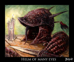 The Helm of Many Eyes by Stormcrow135