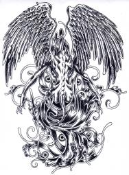 devilmanfort-shirtaplikasi by GTHC85