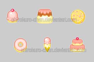 Site:Store Pixels by shirokuro-chan