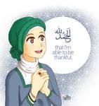 Alhamdulillah-contest entry