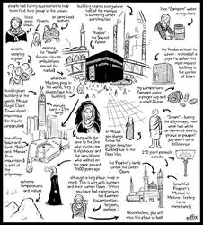My Trip to Mecca = My Small Pilgrimage by tuffix