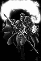 Harry Dresden - Wizard by ReddEra