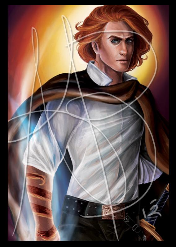 WOT - Rand Al'Thor by ReddEra