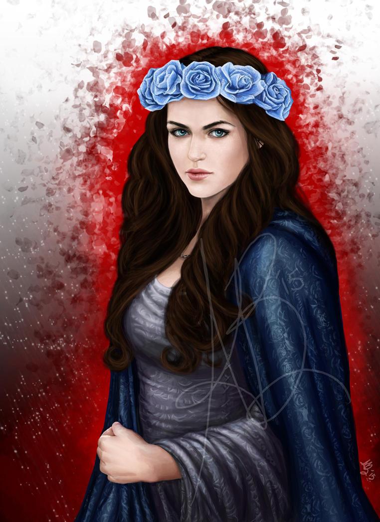 Lyanna Stark by ReddEra