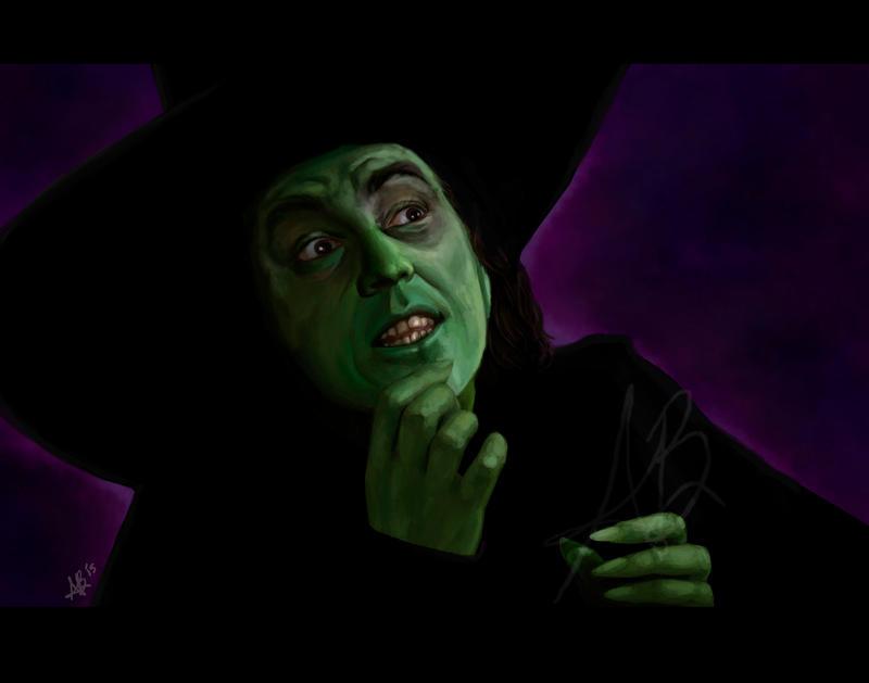 Wicked Witch by ReddEra