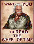 I Want YOU to Read the Wheel of Time