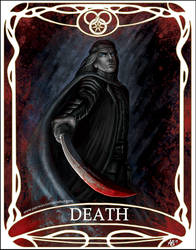Tarot card Death: Lan