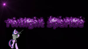 Twilight Sparkle wallpaper by MusicPulsePony