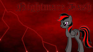 Nightmare Dash by MusicPulsePony