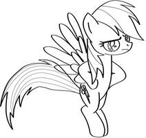 My first trace by MusicPulsePony