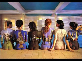 Pink Floyd forever by Nakteve