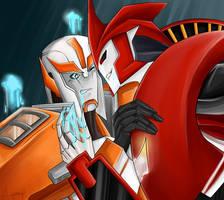 Doctor VS Doctor by Nemesis-Nexus