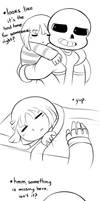 Bed time [Comic]