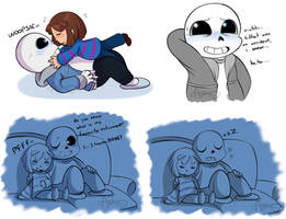 Like best friends... by BlueStarryGirl