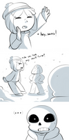 SKULLture [Comic] by BlueStarryGirl