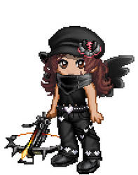 Me on Gaia Online by AmethystMuse