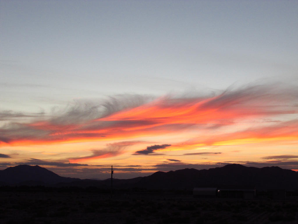 Whispy Sunset 2 by PunkyDoodle96