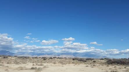 Desert sky's  by PunkyDoodle96