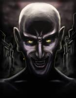 Nosferatu by EmreCinardan