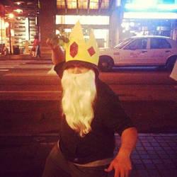 Hoodie Ice King by Psycorax
