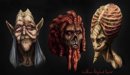 Tzimisce Vampire Concepts