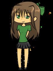 Chibi :3 by KuroKonekoChan