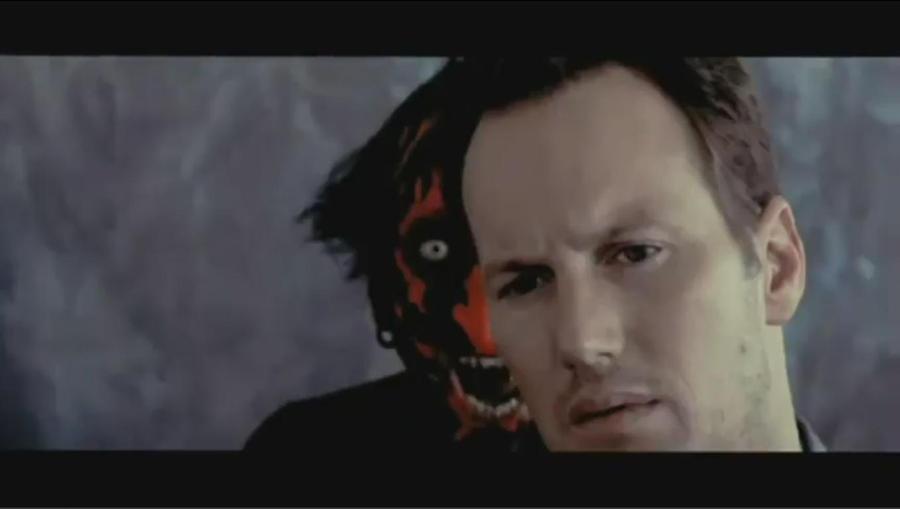 Insidious movie :Demon Face: