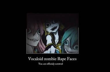 Vocaloid DeMotivational Poster