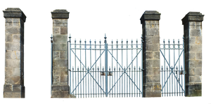 old Gate png