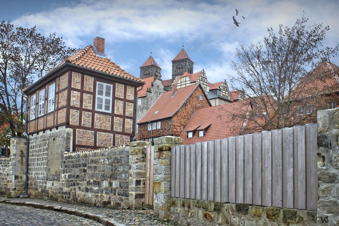 Quedlinburg  -  Schenkgasse 2 by Capricornus60