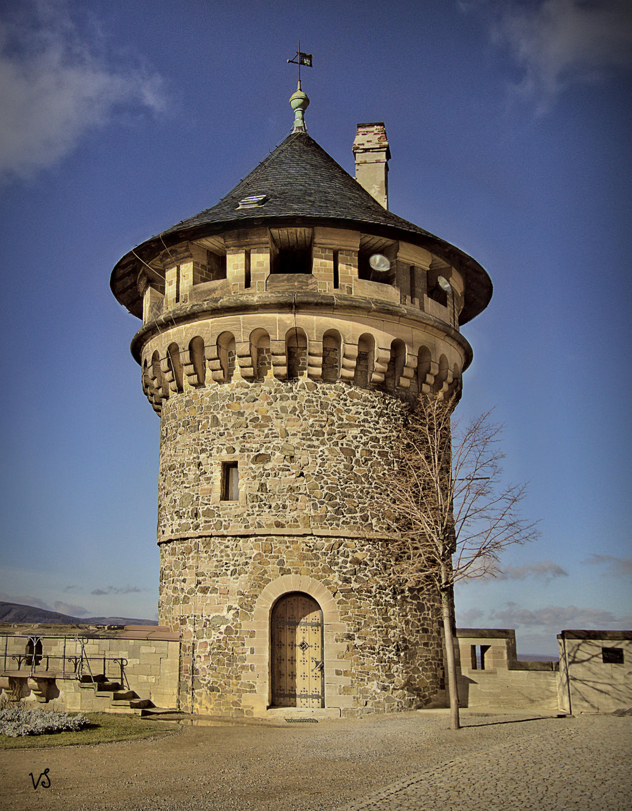 Wernigerode - Schloss 2 scal. by Capricornus60