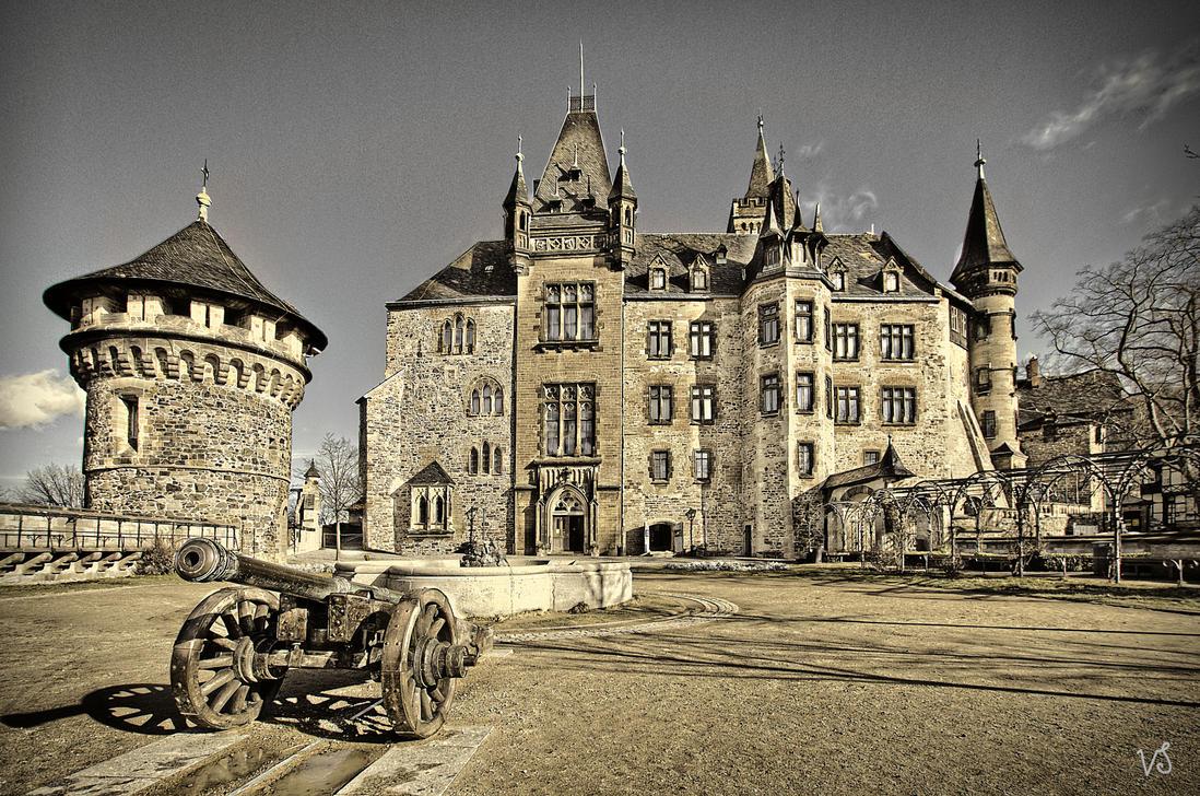 Wernigerode - Schloss 3 scal. by Capricornus60