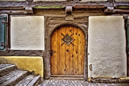 Quedlinburg  -  Brandgasse  2  scal.
