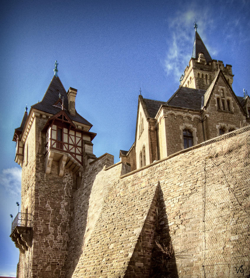 Wernigerode Schloss  scal. by Capricornus60