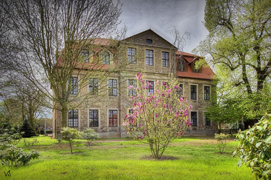 Humboldt-Schloss   Hettstedt   scal. by Capricornus60