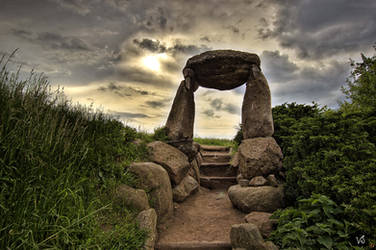 little stonehenge