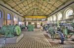 compressor unit for ore mine