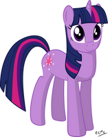 Twilight Sparkle by ecmc1093