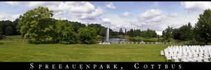 Spreeauenpark, Cottbus