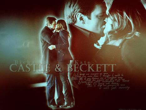 Castle and Beckett Wallaper