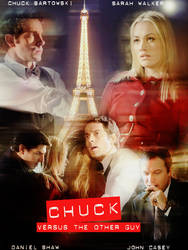 Chuck vs. the Other Guy Poster