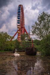 Old Theme Park