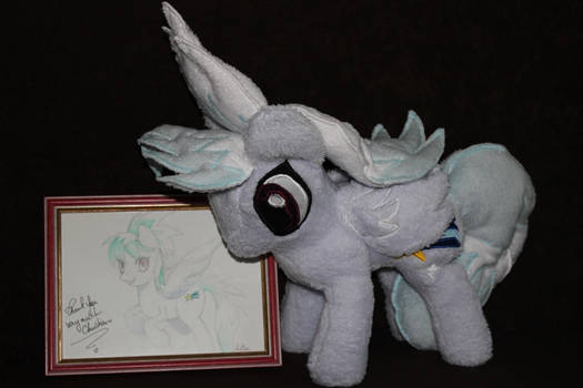 Cloud Chaser Plushie