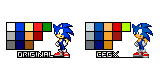 CEGX - Sonic the Hedgehog (Early Version) by xXBrawlStudiosXx