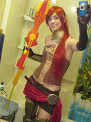 Pyrrha Work in Progress