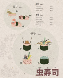 The future of Sushi