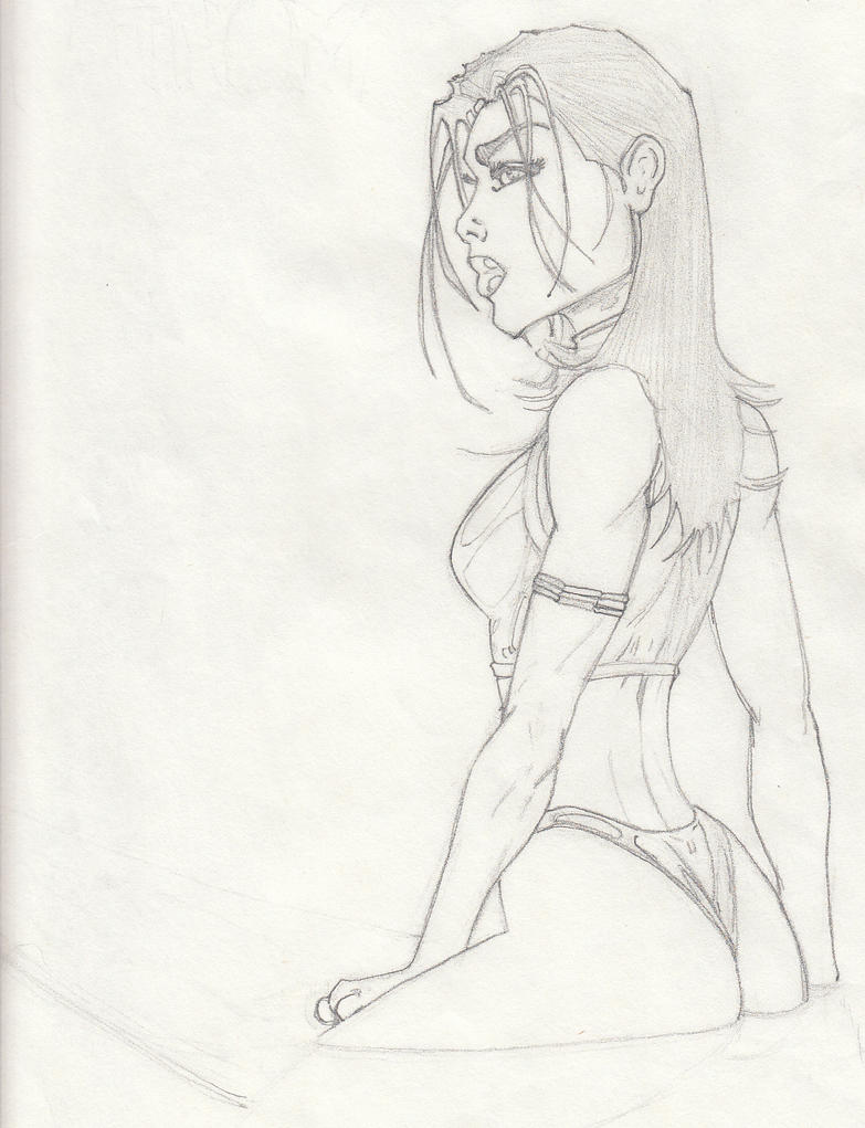 Aspen of Fathom Sketch by GeneralLee678