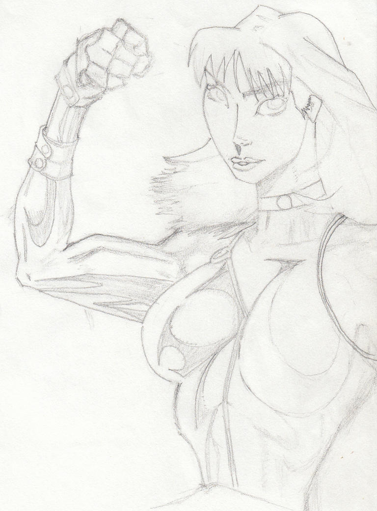 Gen 13 Sketch 2 by GeneralLee678
