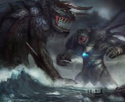 brawl by Timkongart