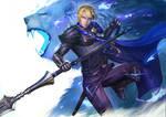 Dimitri fanart Fire Emblem Three houses